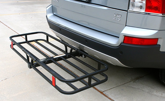 Cargo Carrier For Suv
