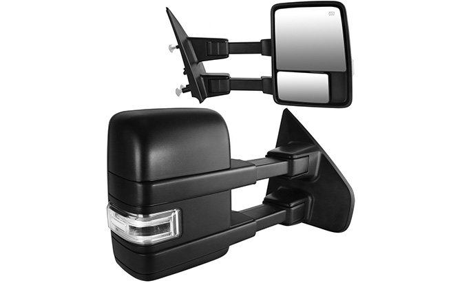 dedc towing mirrors