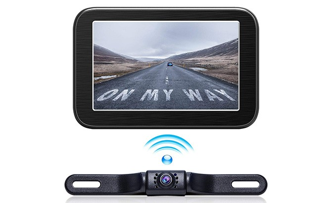 Best Wireless Backup Camera 2020.Top 15 Best Backup Cameras Of 2019 Autoguide Com