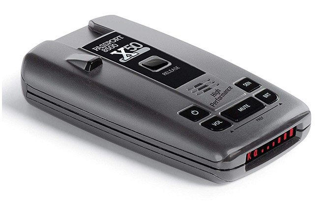 escort passport 8500x50 radar detector