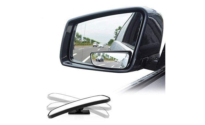 Blind Mirrors Spot Mirrors Long Design Car For Blind Side By Utopicar Traffic