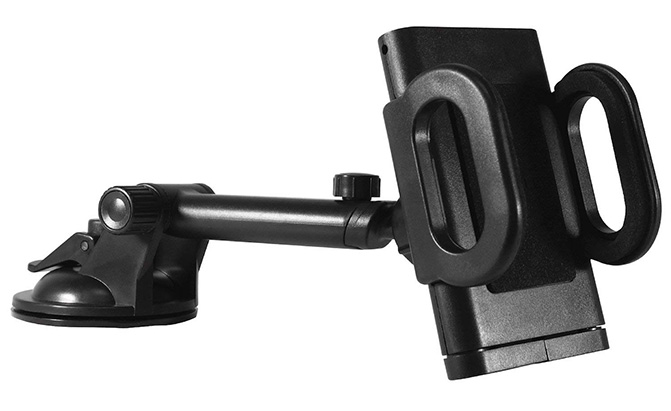 macally dashboard windshield suction cup mount