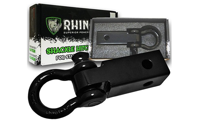 rhino usa shackle hitch receiver