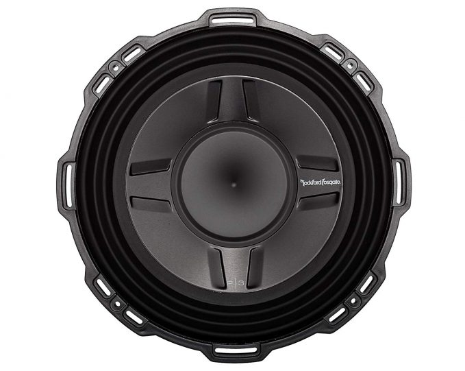 rockford fosgate punch p3 12-inch shallow subwoofer
