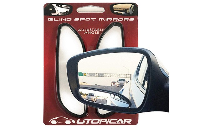 utopicar long design blind spot mirrors