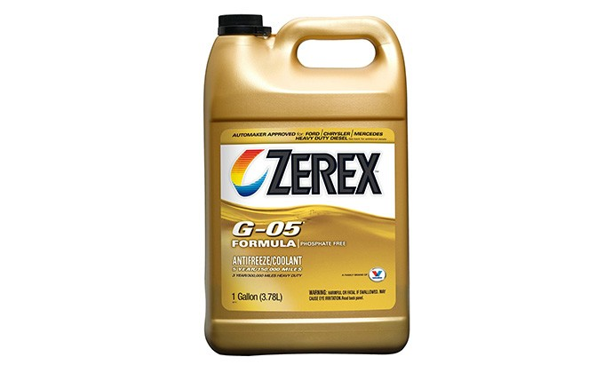 zerex g-05 antifreeze coolant