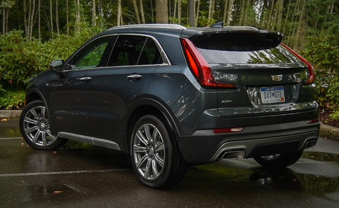 2019 Cadillac XT4 Differentiated by 'A Hundred Little Things'