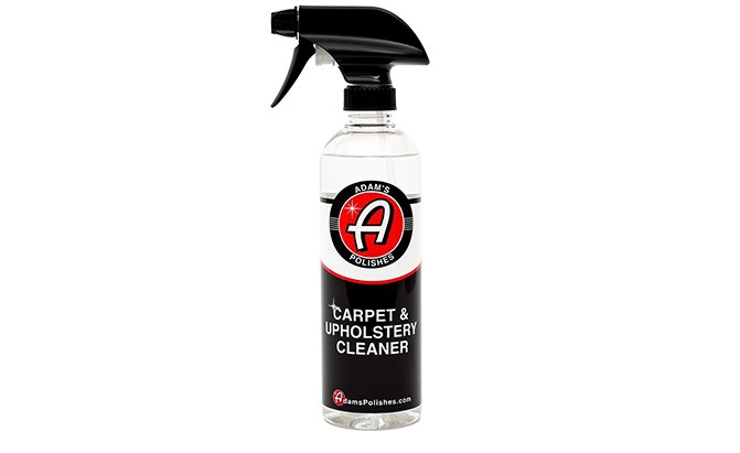 adam's carpet and upholstery cleaner