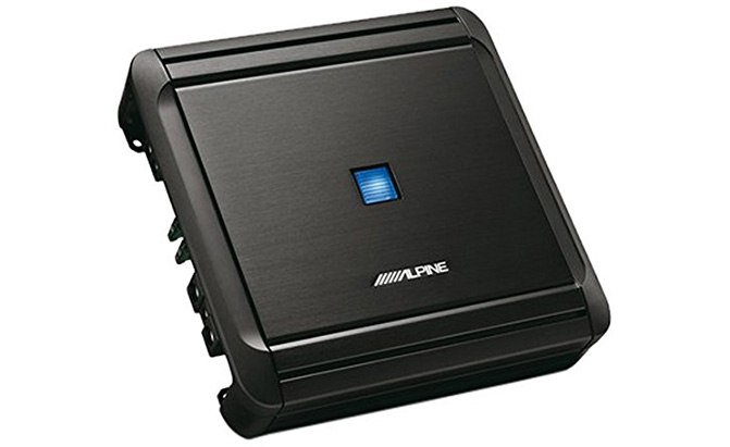 alpine mono-v power digital amplifier