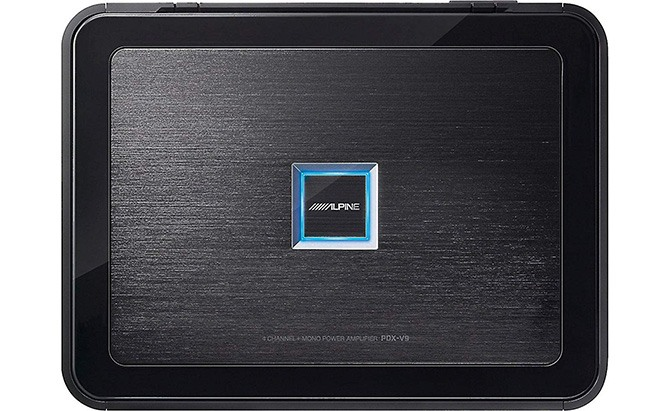 alpine pdx-v9 5-channel amplifier
