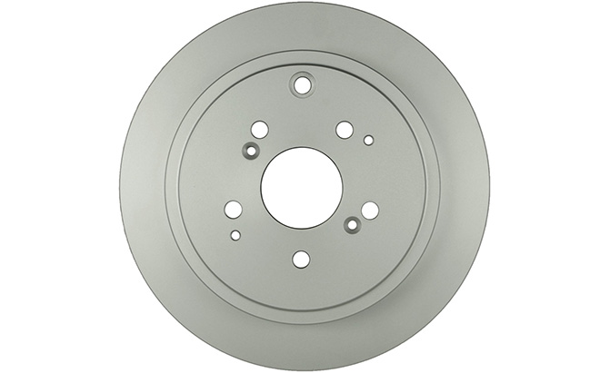 bosch quietcsat premium disc brake rotor