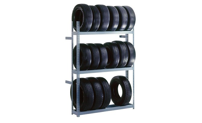 edsal industrial tire rack