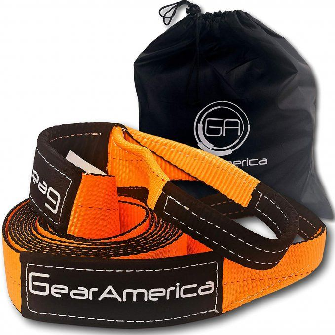 gearamerica recovery tow strap