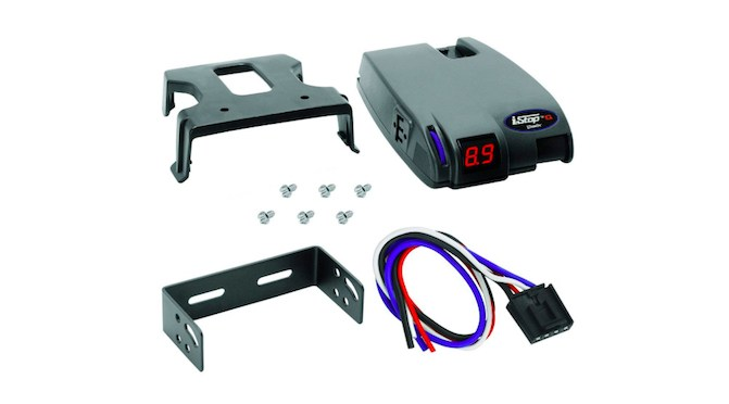 The Draw Tire I Stop Iq Trailer Brake Controller Has Everything You Could Possibly Want In A Proportional Including An Led Readout