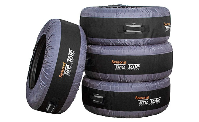 kurgo seasonal tire tote
