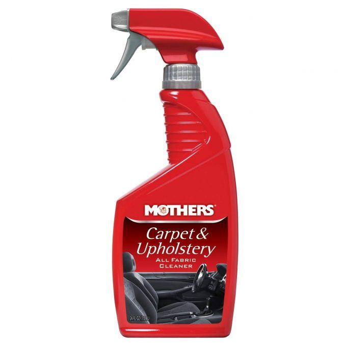 mothers car and upholstery cleaner