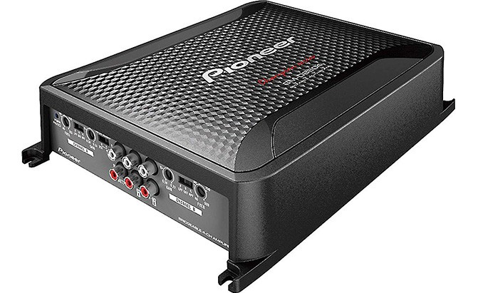 pioneer class fd 4 channel bridgeable amplifier