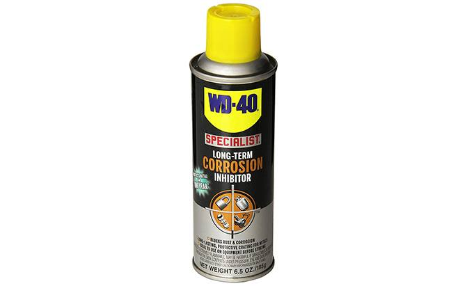 wd-40 specialist long term corrosion inhibitor spray