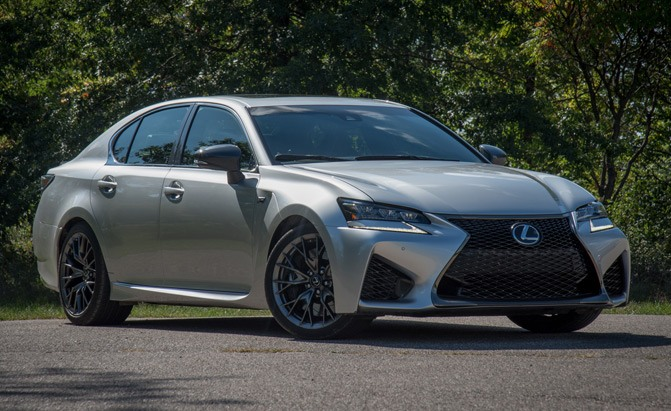 9 Things to Know About the Lexus GS F