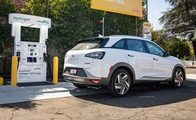 Are Hydrogen-Fuel-Cell Vehicles Safe?