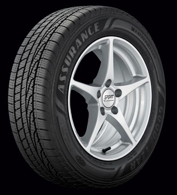 Goodyear Assurance WeatherReady