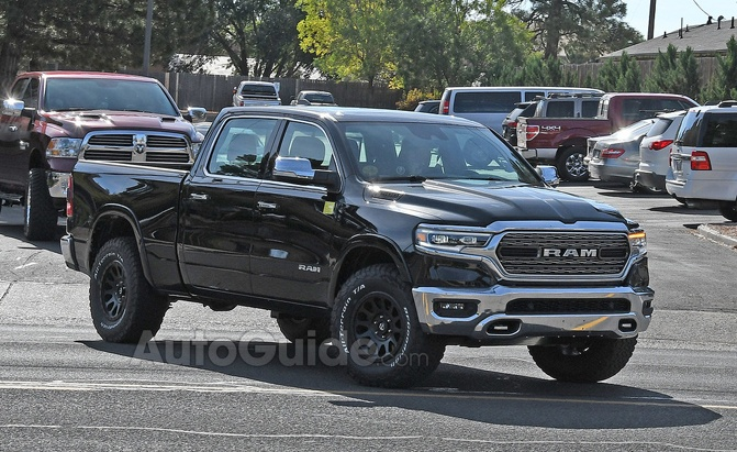 Ram Rebel TR Spy Photo