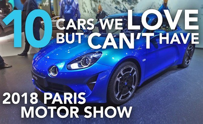 Top 10 Cars We Love But Can't Have