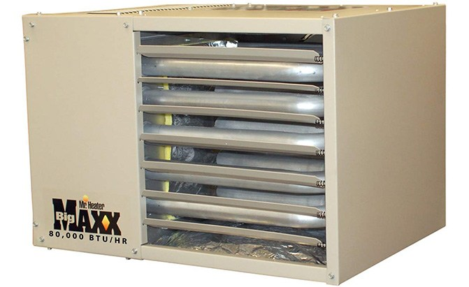 mr. heater f260560 big maxx mhu80ng best garage heaters