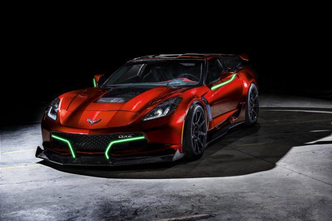 Corvette Based Electric Supercar Has More Than 800 Hp