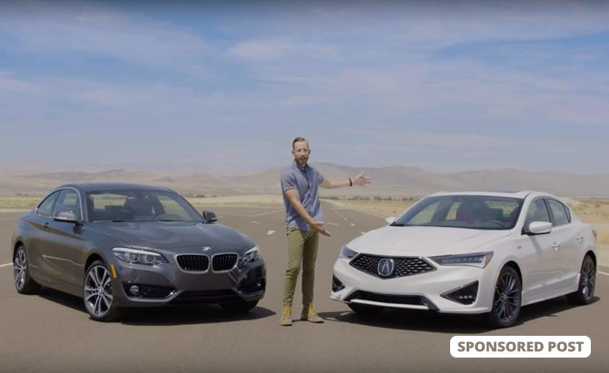 Acura ILX vs. BMW 2-Series