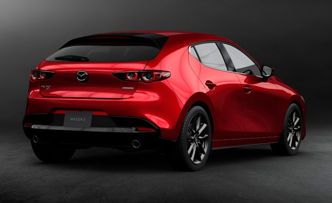 here's why the 2020 mazda3 has a torsion-beam rear suspension