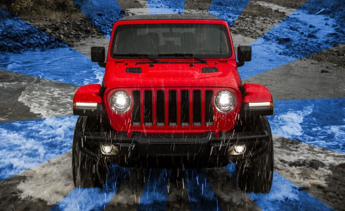 Maintaining Brand Image a Top Priority for Jeep