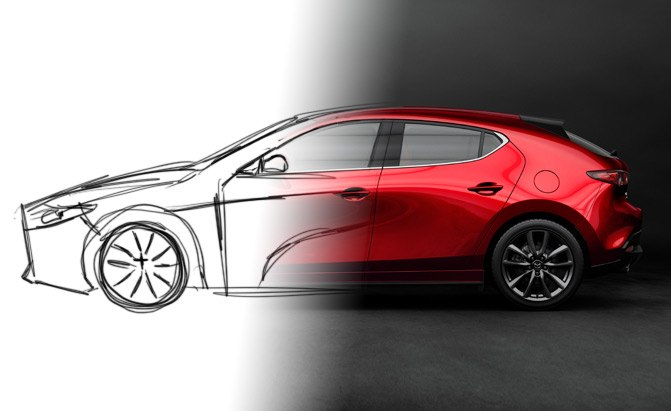8 Design Secrets of the 2020 Mazda3
