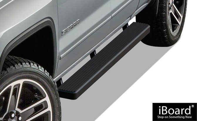 aps iboard running boards
