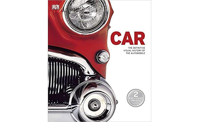 car the definitive visual history of the automobile by dk