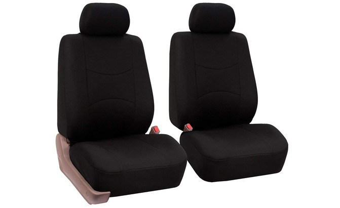 fh group universal fit flat cloth seat cover