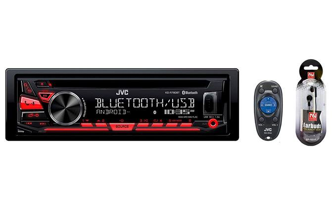 jvc built-in bluetooth dual phone connection