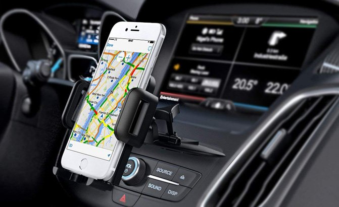 mpow car phone mount holder