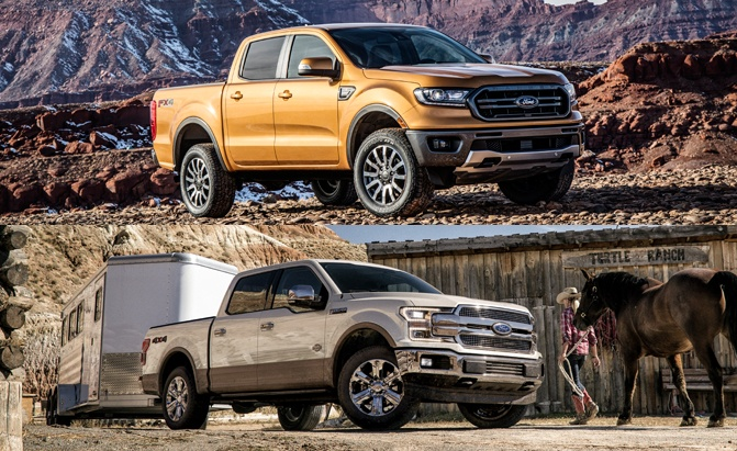 Ford Ranger Vs F 150 Which Truck Is Right For You Autoguide Com