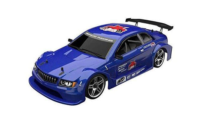 redcat racing brushless touring car