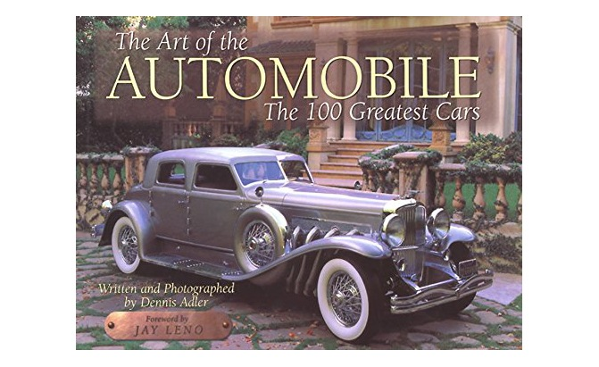 the art of the automobile the 100 greatest cars by dennis adler
