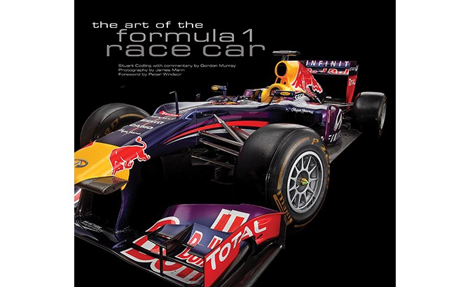 the art of the formula 1 race car by stuart codling