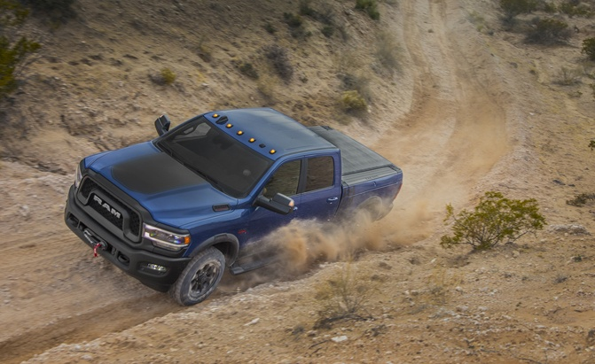 2019 Ram 2500 Power Wagon – A Closer Look