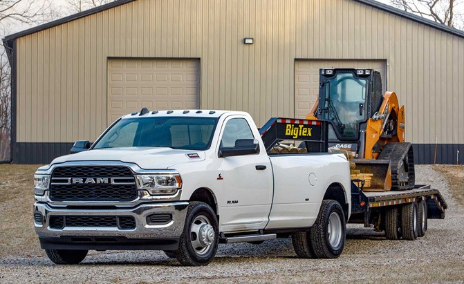 How the 2019 Ram HD Delivers 1,000 Lb-Ft of Torque