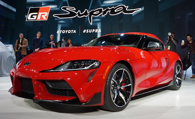 2020 Toyota Supra live photo