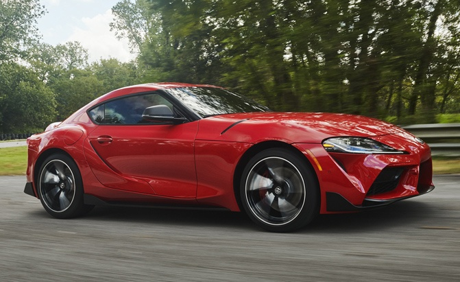 2020 Toyota Supra: 5 Cars That are Faster at the Nurburgring
