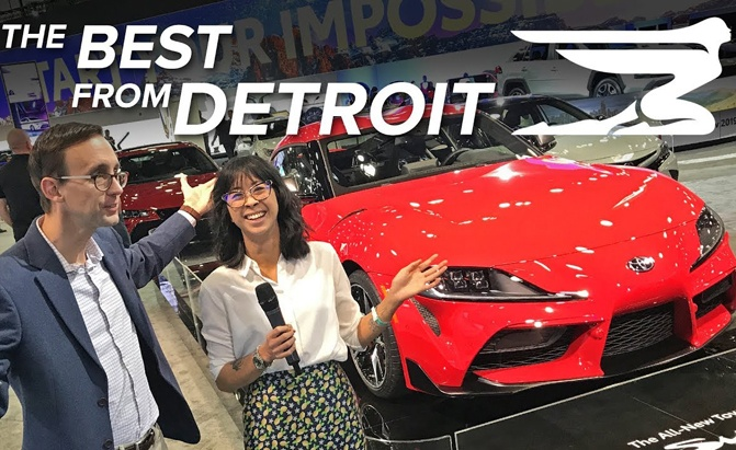 best cars 2019 naias walkaround