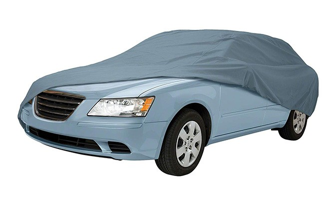 classic accessories overdrive polypro car cover