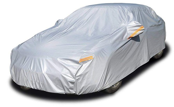 kayme four layers car cover