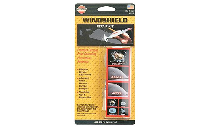 versachem windshield repair kit